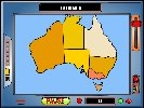 Geography Game: Australia